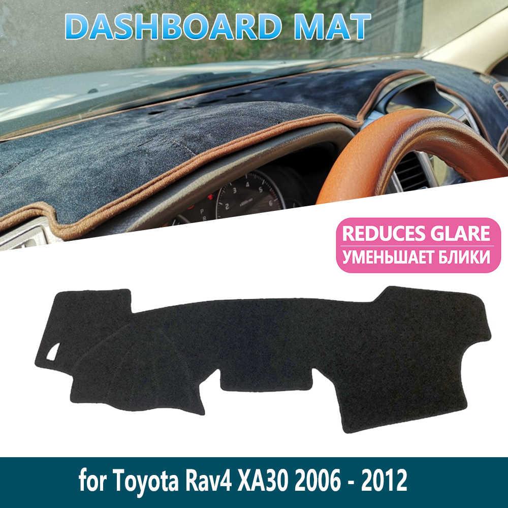 Untuk Toyota Rav4 XA30 2006 ~ 2012 RAV 4 XA30 2007 2008 Dashboard Mat Coverdash Mat Cocok Batin Sun Shade dash Board Mobil Aksesoris