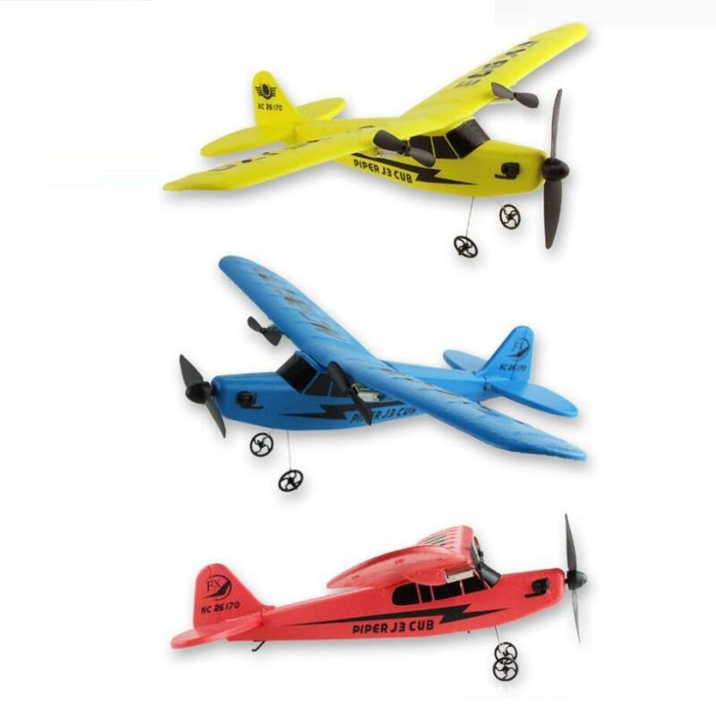 2.4G Two-way Remote Control Foam Glider FX803 Remote Control Aircraft Aviation Model CHILDREN'S Toy Hot Selling