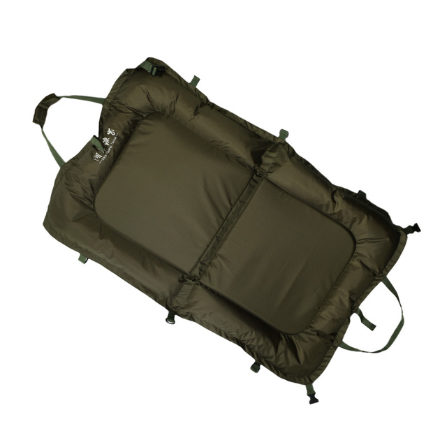 Awesome No1 Lightweight Fishing Foldable Unhooking Mat Fishing Accessories Brand Name: MagiDeal