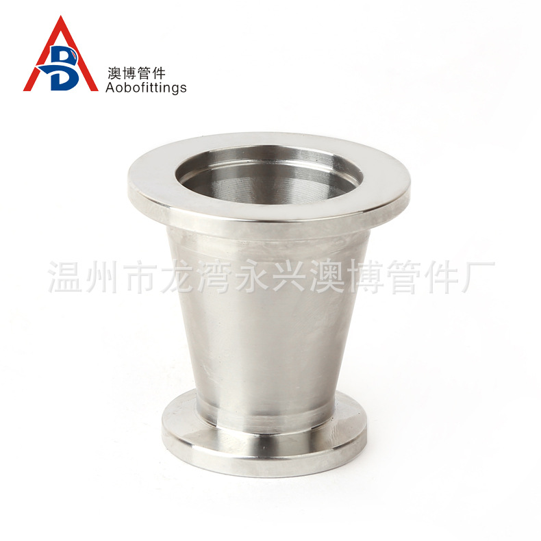 Spacious Adjustable Concentric Reducer Spacious Quick Connector Adjustable Joints Stainless Steel KF16KF25KF40KF50