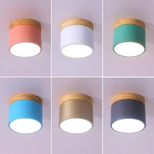 Modern LED Ceiling Lights Art Gallery Decorative Lamp Iron Plafondlamp Bedroom Luminaire Aisle Light Lustre