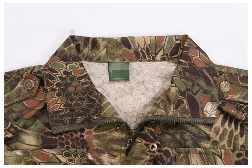 Jaquetas e casacos p caça