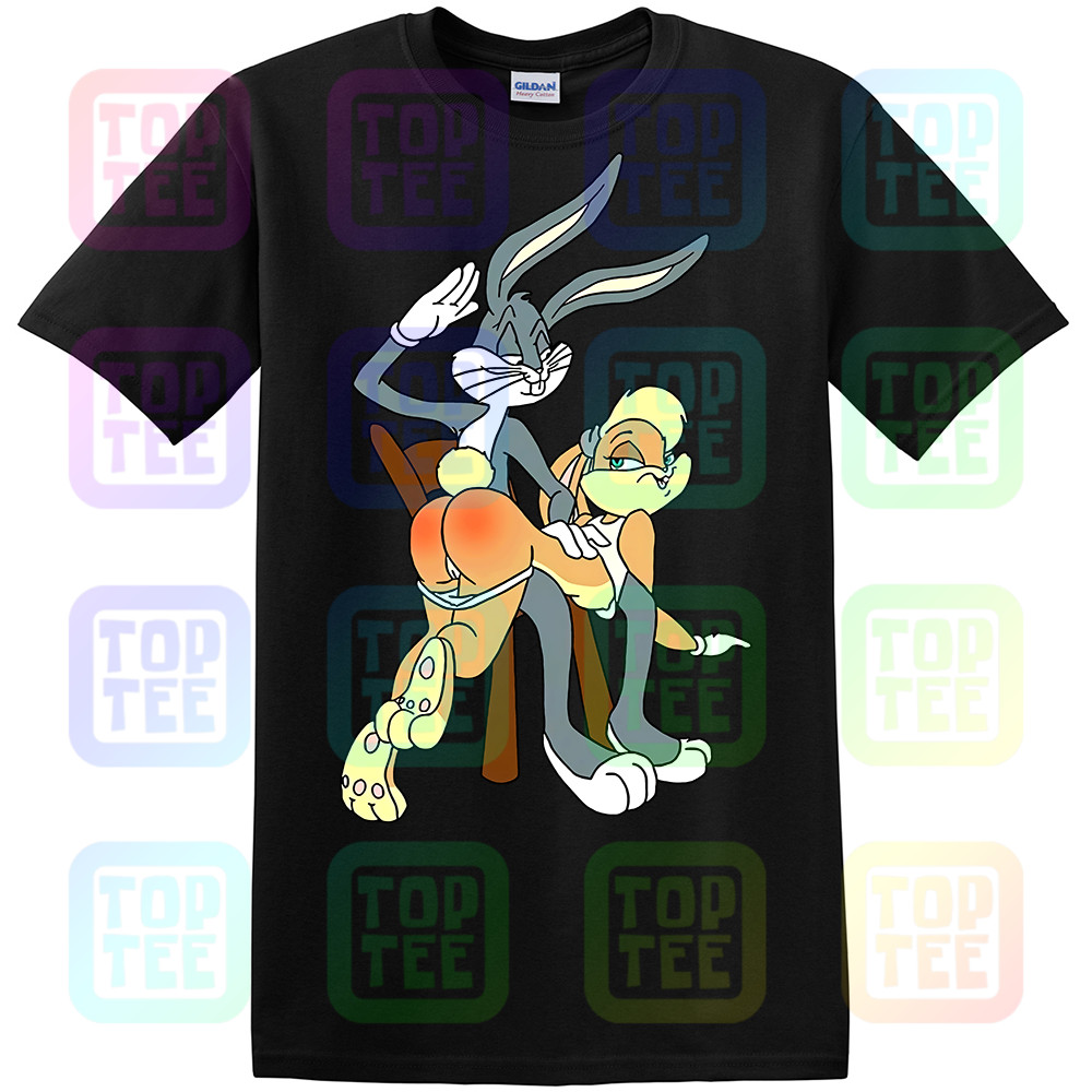 Funny 3D T-shirt Lola Bugs Bunny Looney Tunes Cartoon Men Women Fashion S - 3XL