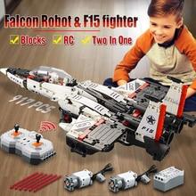 דגם בניין בלוקים legoed rc שלט רחוק מטוס מטוסי מסוק לוחם צעצוע מודל מטוסי טכני בלוקים לבנים