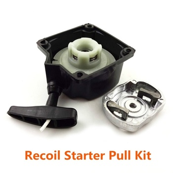 цена на Recoil Starter Pull Kit For Gasoline Brush Cutter Engine 43CC 49CC 52CC