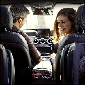 Image 2 - 4pcs רכב בושם רכב מטהר אוויר תוסף אוטומטי בושם לשקע אוויר רכב אוויר אוורור מזגן אוטומטי מוצרי אביזרי רכב