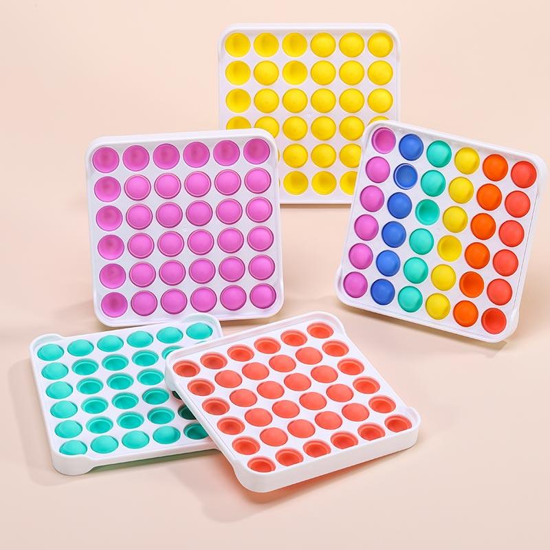 Fidget Toy Antistress-Toys Autism Push Bubble Squishy Children Adult for Jouet Pour img2