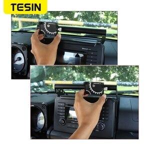 Image 3 - TESIN GPS Stand For Suzuki Jimny JB74 2019+ Car Mobile Phone Holder Support Bracket Rod Accessories For Suzuki Jimny 2019 2020