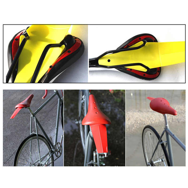 Rod bike mudguard universal inox-bike accessory