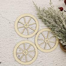 Wooden Cart Wheel Shape For Crafts And Decoration #8211 Laser Cut #8211 Wagon Wheel #8211 Cart Wheels #8211 Cart #8211 Sicilian Cart cheap CN(Origin) Wood DIY Package wooden shape