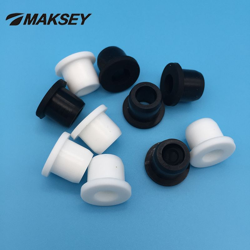 MAKSEY силиконовая резиновая проволока кабель шайбы Grommet равнина 10 мм 11 мм 12 мм 13 мм 14 мм герметичная шайба сплит кольцо Нейлоновая Манжета|Прокладки|   | АлиЭкспресс