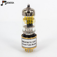 1PC JW 5755 Western Electric 420A USA WE420 Vacuum Tube Adapter Replace 12AX7 ECC83 Tube HIFI Audio Vacuum Tube Amplifier