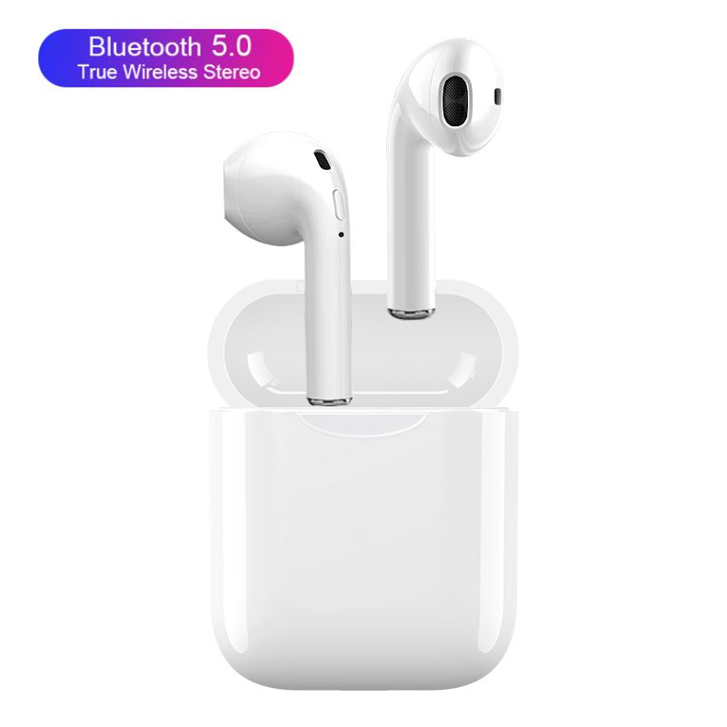<font><b>i11</b></font> <font><b>TWS</b></font> Wireless Stereo Earbuds <font><b>Bluetooth</b></font> <font><b>5.0</b></font> Headset Auto Pairing Sports Earphone for iPhone Android Huawei PK i7 i9s i10 i12 image