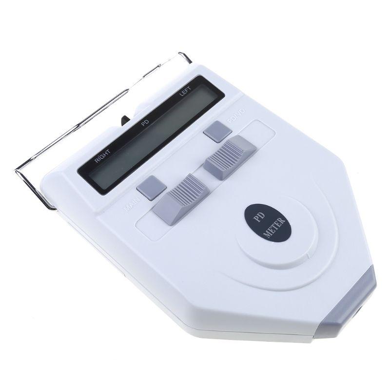 Compensação visual do medidor da distância da pupilômetro pd da régua 45 82mm da pupila de digitas|Telêmetro a laser| |  - title=