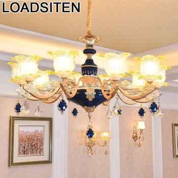 Pendant Hanglampen Loft Decor Nordic Design Kitchen Hang Crystal Suspension Luminaire Lampen Modern Deco Maison Hanging Lamp - Category 🛒 Lights & Lighting