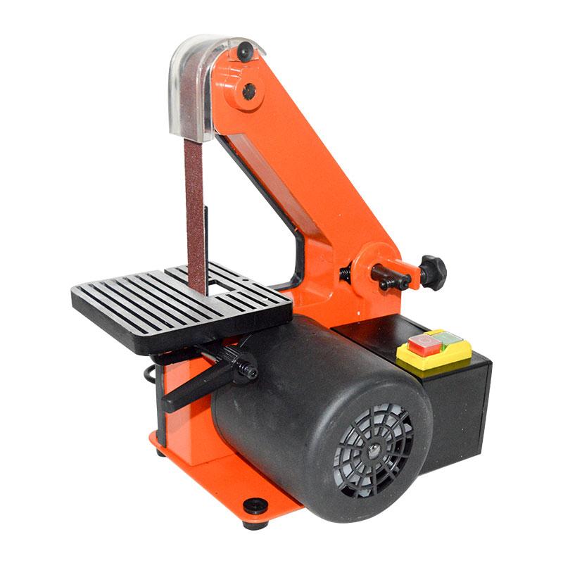 Vertikalus juostinis šlifuoklis Medienos apdirbimo metalo šlifavimo - Elektriniai įrankiai - Nuotrauka 4