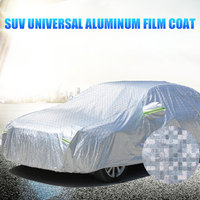 Protection Car Cover SUV Durable Padded Car Cover Windproof Car Cover Outdoor Breathable Universal Covers
