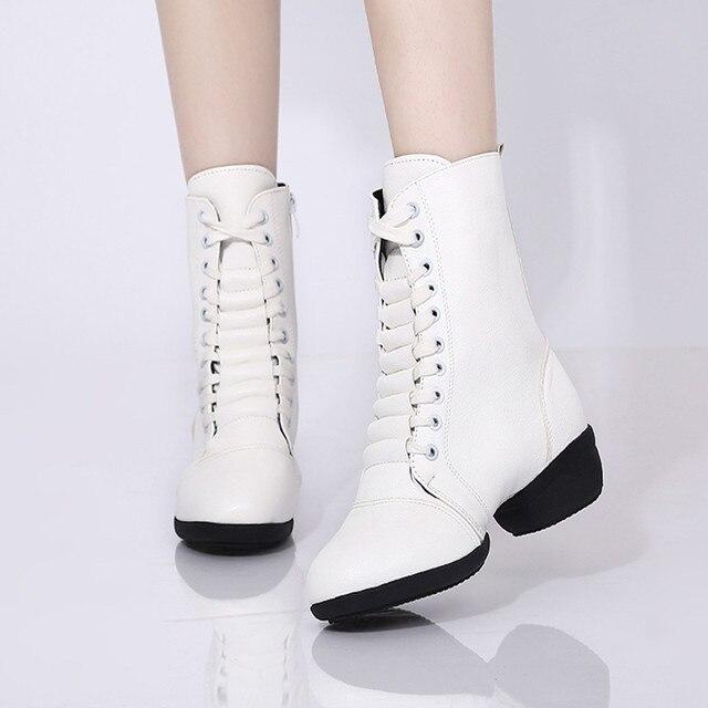 Biker Goth Boots 6