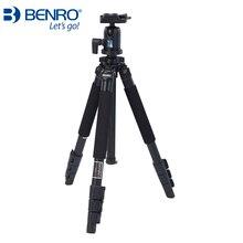 gopro Benro a550fbh1 Magnesium alloy tripod Urban spirit portable Lightweight tripod BH head camera tripod set free shipping benro a 168 bh 0