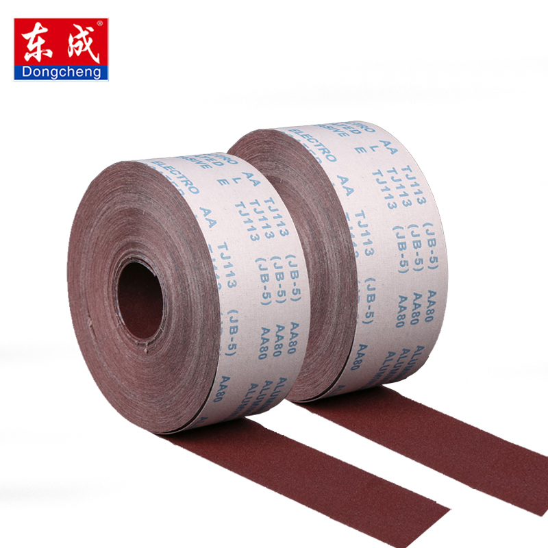 80-600 1 Meter  Grit Emery Cloth Roll Polishing Sandpaper For Grinding Tools Polishing Metalworking Dremel Woodworking Furniture
