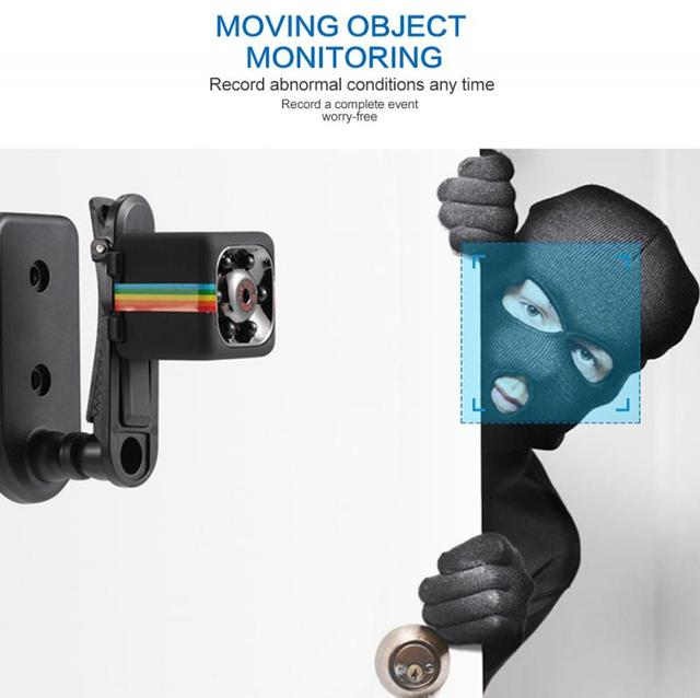 Sq11 Mini Camera HD 960P Sensor Night Vision Camcorder Motion DVR Micro Camera Sport DV Video Small Camera Cam SQ 11 with Box 3