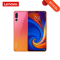 GLOBAL ROM Lenovo Mobile Phone Z5S 2340*1080 Rear AI Zoom 3 Camera Smartphone 6.3 Inch Octa Core 710 Processor 4G Lte Phone