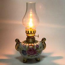 lámpara aceite RETRO VINTAGE