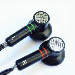 Image 1 - Auriculares personalizados hechos a mano de 3,5mm, cascos HiFi de 400 Ohm, MMCX, Cable plateado OFC de 8 hebras