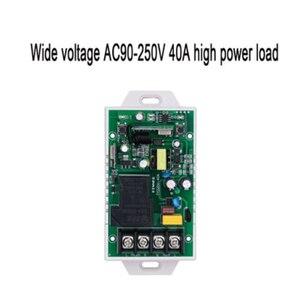 Image 4 - Miفولفو 40A on off التبديل الذكية APP اللاسلكية التحكم عن بعد AC85V 250 فولت التحكم الكهربائي التبديل