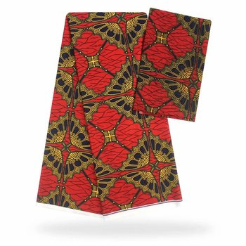 New 2yards chiffon with 4yards silk soft material lady fashion african nigerian wedding dress garment ankara real silk printed