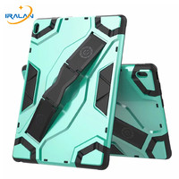 Kids Safe Shockproof Heavy Duty Silicone Tablet Cover for Lenovo TAB E10 TB-X104F 10.1 inch Hard Handle Holder Case+Film+Stylus