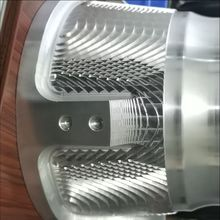 CNC Machined Metal Parts Precision CNC Machining Milling Rapid Prototype Service