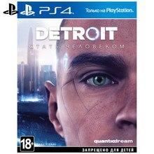 Игра для Sony PlayStation 4 Detroit: Стать человеком(русская версия