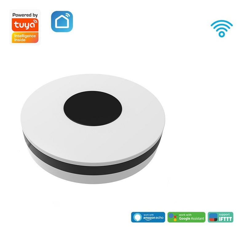 WiFi IR Remote Control Smart Home Hub Infrared Control For Smart Life Tuya APP Work with Alexa Google Home IFTTT USB Charge