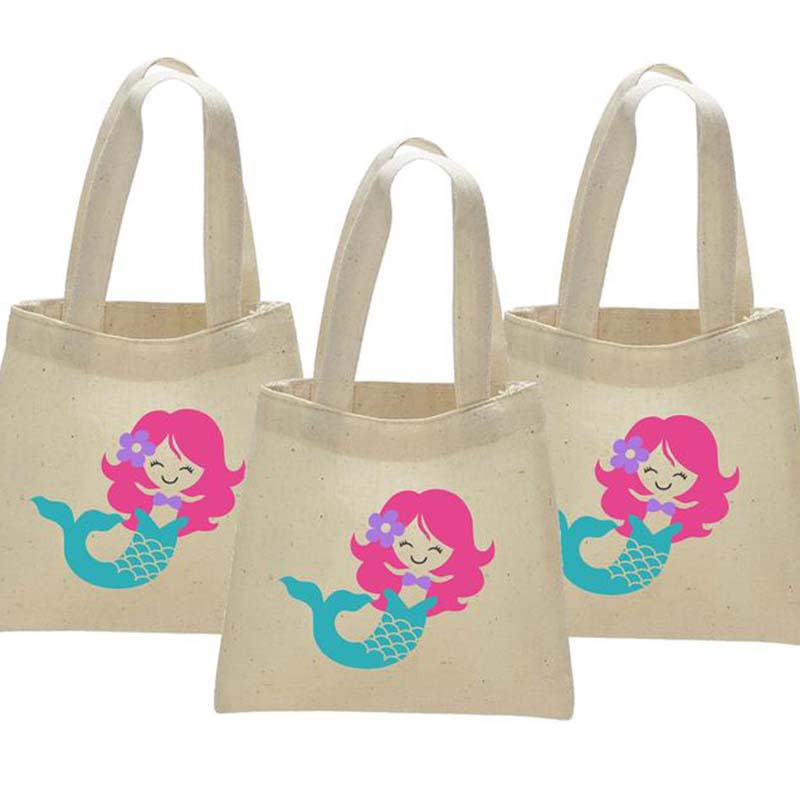 Mermaid Ocean under the sea theme Birthday baby bridal shower Gender Reveal wedding Bachelorette party Decoration candy gift bag