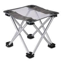 Складные столы и стулья для открытыми пальцами с глубоким вырезом