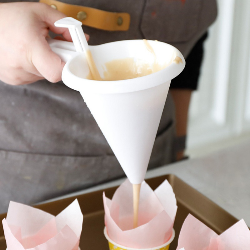 Adjustable Frosting Candy Funnel