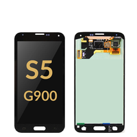 Amoled S5 Display for Samsung Galaxy S5 G900 G900F G900H G900M G900A G900P G900T G900V G900K G900i G900S LCD Screen pantalla