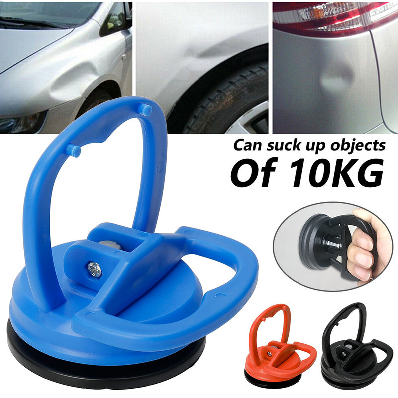 Blue ABS Car Dent Remover Puller Auto Body Dent Removal Tools Strong Suction Cup Universal Car Repair Kit For Glass Metal