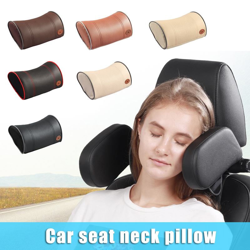 Car Sleeping Headrest Pillow Neck Protection U-shaped Pillow For Car Seat B88