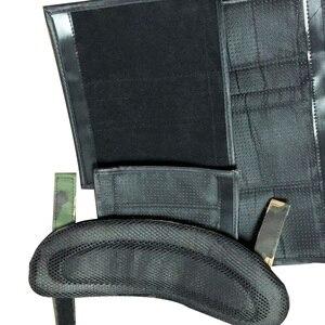 Image 5 - L404C אוניברסלי מקצועי חצובה רגליים כתף רפידות מגן שרוול חצובה רגליים כתף Pad מחממי נגד החלקה חצובה כיסוי