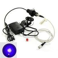 450nm 50mW Fiber Laser Module Infrared Fiber Laser Infrared Sensor FC Interface