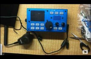 FX-9B HF 0-15W TRANSCEIVER LSB/USB/CW QRP SSB Amateur Ham Radio Transceiver