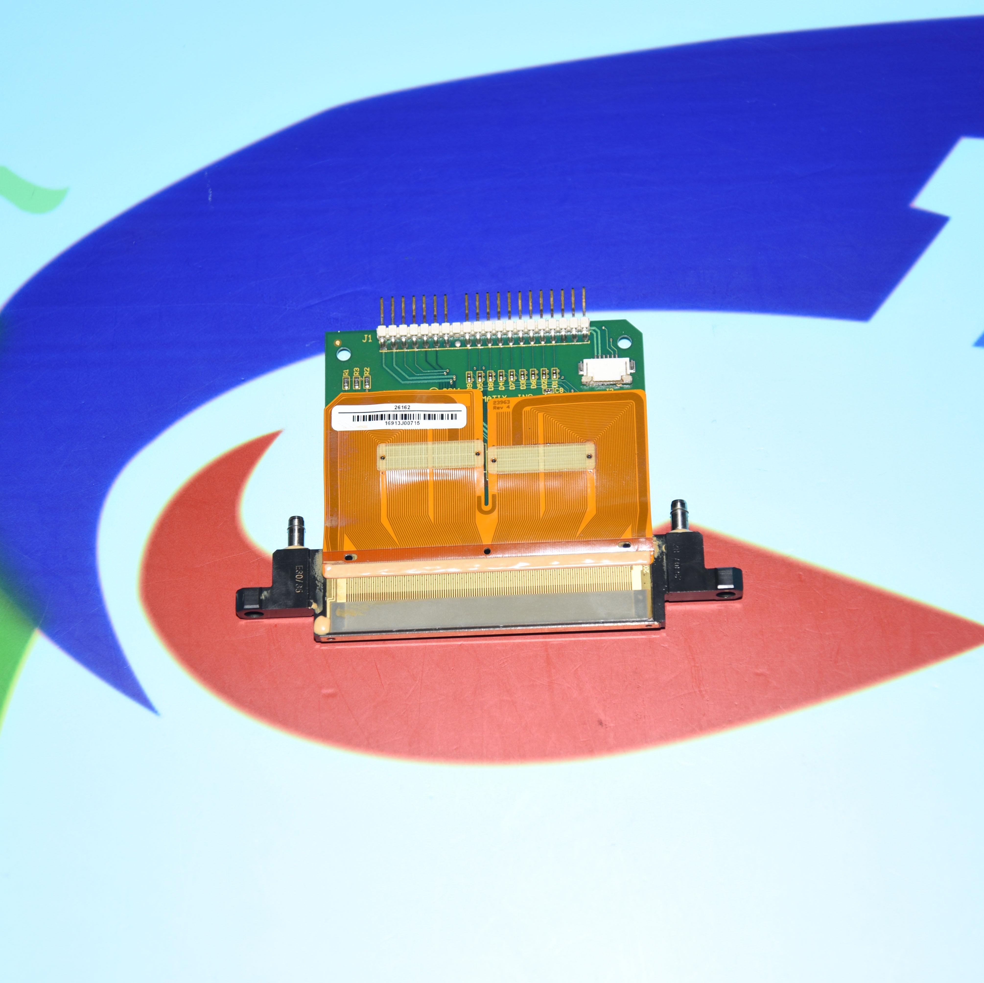 1pc refurbished printer head compatible for Spectra Polaris PQ35 512 35pl engineer inkjet printer print head