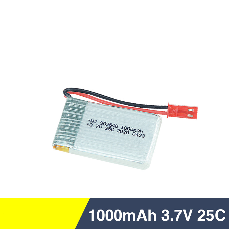 <font><b>F110S</b></font> mini drone quadcopter 3.7V 1000mAh 25C large capacity lithium battery image