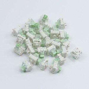 Image 3 - Kailh caixa marinha jade clicky caixa interruptor ip56 à prova de água para teclado mecânico compatível cherry mx switches 3pin