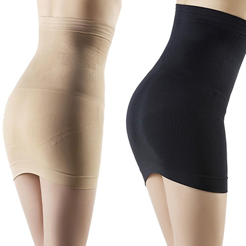 Women High Waist Tummy Control Shapewear Corset Cincher Trimmer Body Shaper Slimming Shapewear Underwear Waist Trainer 5