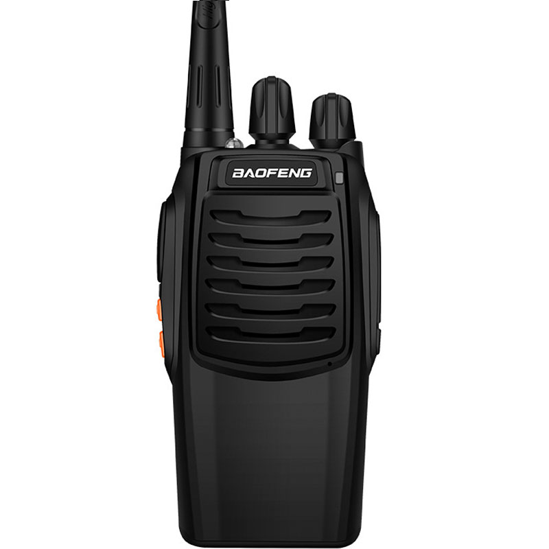 Official Baofeng BF-C1 Walkie Talkie 16CH Two Way Radio 400-470Mhz UHF Portable Ham Radio 5W   Flashlight PMR Transceiver