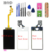 Lcd-Display Touch-Screen iPod Digitizer-Parts for Nano 7-7th/gen Assembly Sensor-Tools