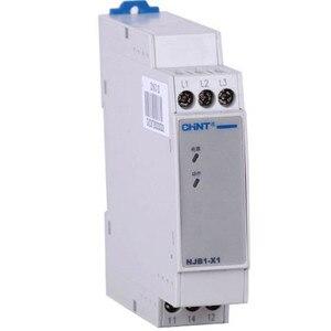 Image 1 - Chint NJB1 X 三相交流電圧監視リレー位相シーケンス、欠相アンバランス保護素子 NJB1 X1